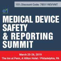 logo Medical Device Safety and Reporting Summit