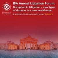logo IBA Annual Litigation Forum