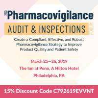 logo 2nd Pharmacovigilance Audit and Inspection Conference