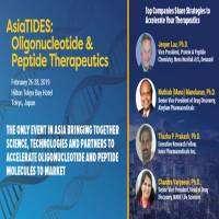 logo AsiaTIDES: Oligonucleotide and Peptide Therapeutics | Tokyo, Japan