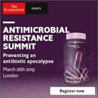 logo The Economist Events' Antimicrobial Resistance Summit