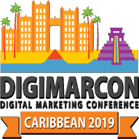 logo DigiMarCon Caribbean 2019 - Digital Marketing Conference At Sea