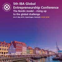 logo 5th IBA Global Entrepreneurship Conference