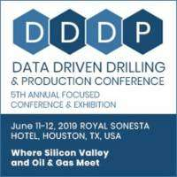 logo Data Driven Drilling and Production Conference 2019