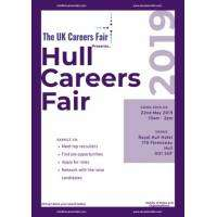 logo The UK Careers Fair in Hull - 22nd May