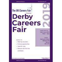 logo The UK Careers Fair in Derby - 14th June