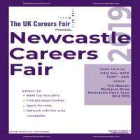 logo The UK Careers Fair in Newcastle - 24th May
