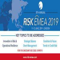 logo 8th Annual Risk EMEA 2019 | 11-12 June | London
