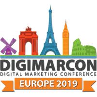 logo DigiMarCon Europe 2019 - Digital Marketing Conference & Exhibition