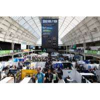 logo Blockchain Expo Global 2019 at Olympia London Grand in London