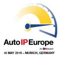logo Auto IP Europe - 16 May 2019, Munich