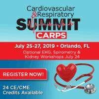 logo Cardiovascular and Respiratory Disease Summit (CARPS)