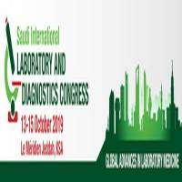 logo Saudi International Laboratory and Diagnostics Congress