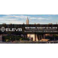 logo ELEV8 New York-August 13-14- Blockchain, Cryptocurrency and Healthcare Summit