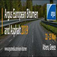 logo Argus European Bitumen and Asphalt in Athens - May 2019