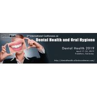 logo 2nd International Conference on Dental Health and Oral Hygiene