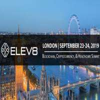 logo ELEV8 London -September 23-24-Blockchain, Crytocurrency and Healthcare Summit