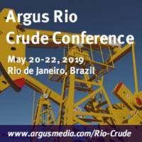 logo Argus Rio Crude Conference