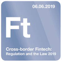 logo Cross-border Fintech: Regulation and the Law 2019