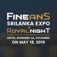 logo FineAns - Sri Lanka Expo & Royal Night 2019