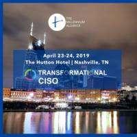 logo Transformational CISO Assembly in Nashville - April 2019