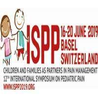 logo ISPP 2019 - 12th International Symposium on Pedriatic Pain