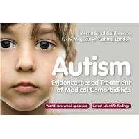 logo Thinking Autism Conference: 'Evidence-based Treatments' May 2019 London UK