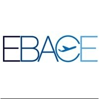 logo EBACE - European Business Aviation Convention & Exhibition