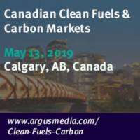 logo Argus Canadian Clean Fuels and Carbon Markets