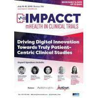 logo 4th annual IMPACCT: mHealth in Clinical Trials
