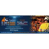 logo LE SALON INTERNATIONAL DES MINES ET CARRIERES
