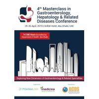 logo 4th Masterclass in Gastro, Hepatology and Related Diseases Conference