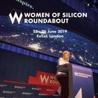 logo Women of Silicon Roundabout - Join 6,000+ women in tech this June in London