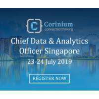 logo Chief Data and Analytics Officer Singapore