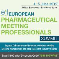 logo European Pharmaceutical Meeting Professionals Summit