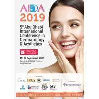 logo 5th Abu Dhabi International Conference in Dermatology and Aesthetics (AIDA)