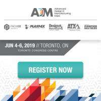 logo Advanced Design and Manufacturing Expo