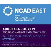 logo National Conference on Addiction Disorders East