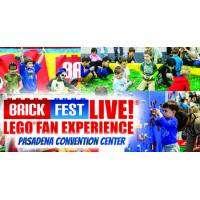logo Brick Fest Live LEGO® Fan Experience (Pasadena, CA) (Exhibition)