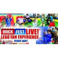logo Brick Fest Live LEGO® Fan Experience (Denver, CO) (Exhibition)
