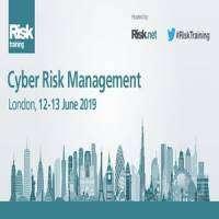 logo Cyber Risk Management | London, 12 - 13 June 2019