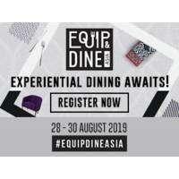 logo Equip&Dine Asia 2019