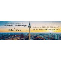 logo 9th International Conference on Geriatrics, Gerontology & Elderly Care