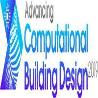 logo Advancing Computational Building Design Conference 2019, Chicago
