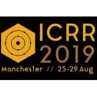 logo International Congress of Radiation Research 2019