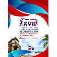 logo XVII Congress of the Latin American Diabetes Association
