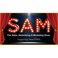logo SAM: The Sales, Advertising, and Marketing Show
