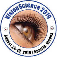 logo 29th International Congress on VisionScience and Eye  August 22-23, 2019   Vienna | Austria