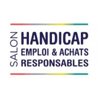 logo Salon Handicap, Emploi & Achats Responsables