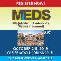 logo Metabolic and Endocrine Disease Summit (MEDS East)